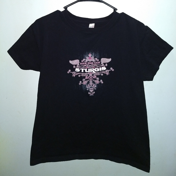Sturgis Motorcycle Rally Other - STURGIS MOTORCYCLE RALLY T-SHIRT 👕 2008 * NEW *